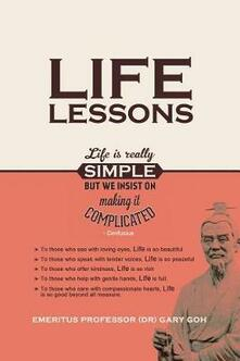 Life Lessons - Gary Goh - cover