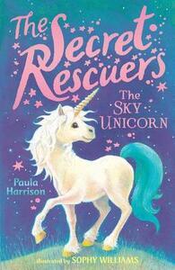 The Sky Unicorn - Paula Harrison - cover