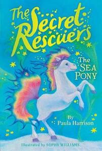 The Sea Pony - Paula Harrison - cover
