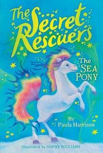 The Sea Pony - Paula Harrison - cover