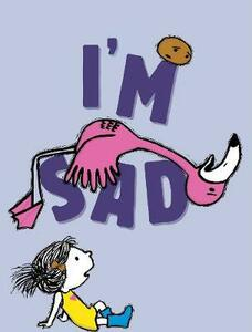 I'm Sad - Michael Ian Black - cover