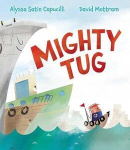 Mighty Tug - Alyssa Satin Capucilli - cover