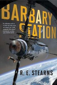 Barbary Station - R. E. Stearns - cover