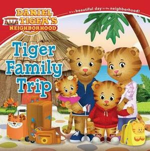 Tiger Family Trip - cover