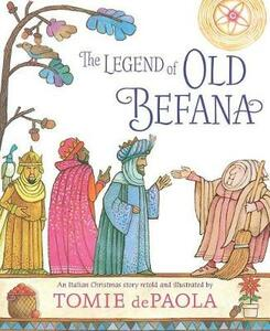 The Legend of Old Befana: An Italian Christmas Story - Tomie dePaola - cover