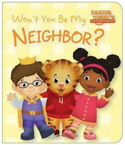 Won't You Be My Neighbor? - cover