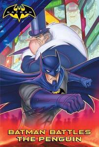 Batman Battles the Penguin - cover