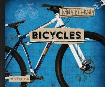 Bicycles - Patricia Lakin - cover