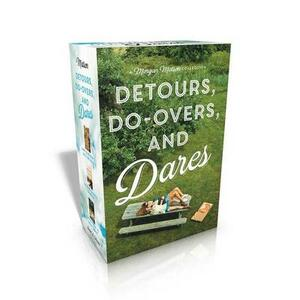 Detours, Do-Overs, and Dares -- A Morgan Matson Collection: Amy & Roger's Epic Detour; Second Chance Summer; Since You've Been Gone - Morgan Matson - cover