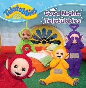 Good Night, Teletubbies - Maggie Testa - cover