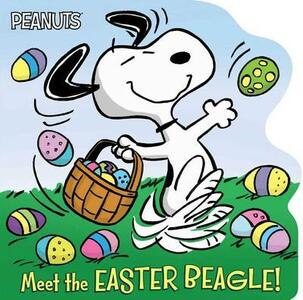 Meet the Easter Beagle! - Charles M Schulz - cover