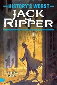 Jack the Ripper - Burgan - cover