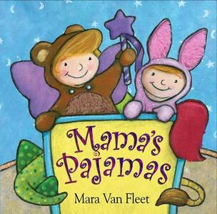Mama's Pajamas - Mara Van Fleet - cover