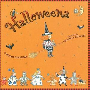 Halloweena - Miriam Glassman - cover