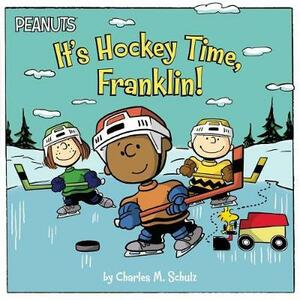 It's Hockey Time, Franklin! - Thursday Night Shift - cover