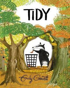Tidy - Emily Gravett - cover