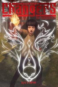 The Shadow Fox - H K Varian - cover