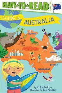 Living in . . . Australia - Chloe Perkins - cover