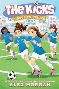 Under Pressure - Alex Morgan - cover