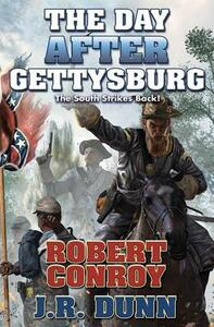 Day After Gettysburg - Robert Conroy - cover