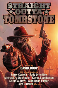Straight Out of Tombstone - David Boop - cover
