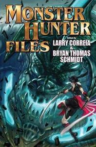 The Monster Hunter Files - cover