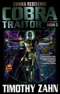 Cobra Traitor - Timothy Zahn - cover