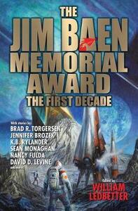 The Jim Baen Memorial Award: The First Decade - cover