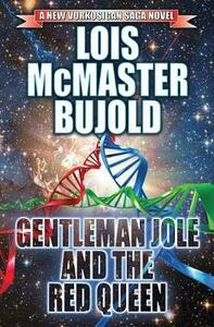 Gentleman Jole and the Red Queen - Lois McMaster Bujold - cover