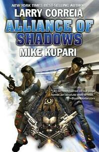 Alliance of Shadows - Larry Corriea,Mike Kupari - cover