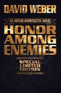 Honor Among Enemies, Limited Leatherbound Edition - David Weber - cover