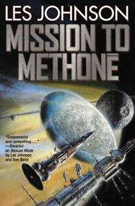 Mission to Methone - Les Johnson - cover