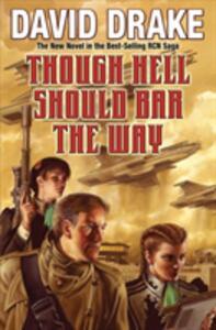 Though Hell Should Bar the Way - David Drake - cover