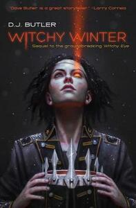 Witchy Winter - D. J. Butler - cover