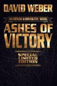 Ashes of Victory - David Weber - cover