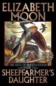 Sheepfarmer's Daughter - Elizabeth Moon - cover