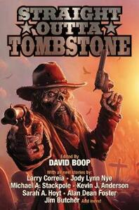 Straight Outta Tombstone - David Boop - cover