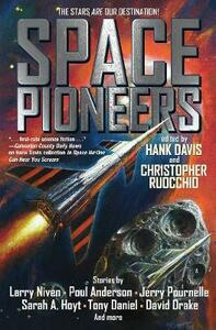 Space Pioneers - cover