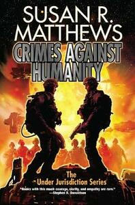 Crimes Against Humanity - Susan Matthews - cover