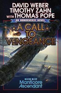 Call to Vengeance - David Weber,Timothy Zahn - cover
