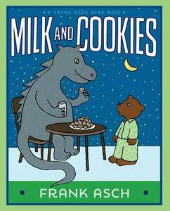 Milk and Cookies - Frank Asch - cover