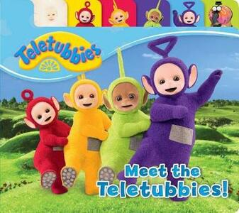 Meet the Teletubbies! - Natalie Shaw - cover