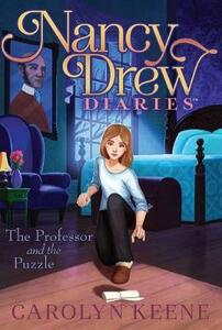 The Professor and the Puzzle - Carolyn Keene - cover