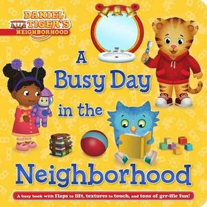 A Busy Day in the Neighborhood - Cala Spinner - cover