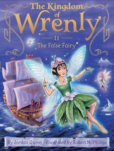 The False Fairy - Jordan Quinn - cover