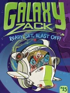 Ready, Set, Blast Off! - Ray O'Ryan - cover