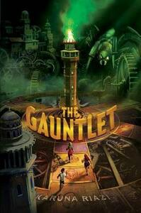 The Gauntlet - Karuna Riazi - cover