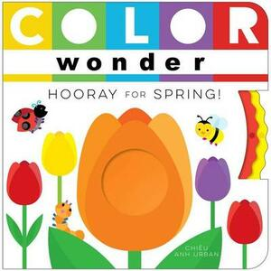Color Wonder Hooray for Spring! - Chieu Anh Urban - cover