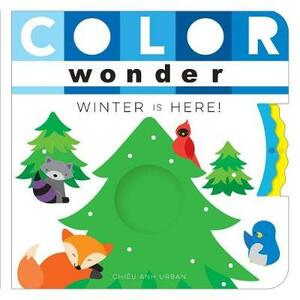Color Wonder Winter Is Here! - Chieu Anh Urban - cover