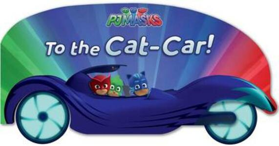 To the Cat-Car! - cover
